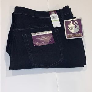 Gloria Vanderbilt Amanda classic fit jeans Sz. 18W